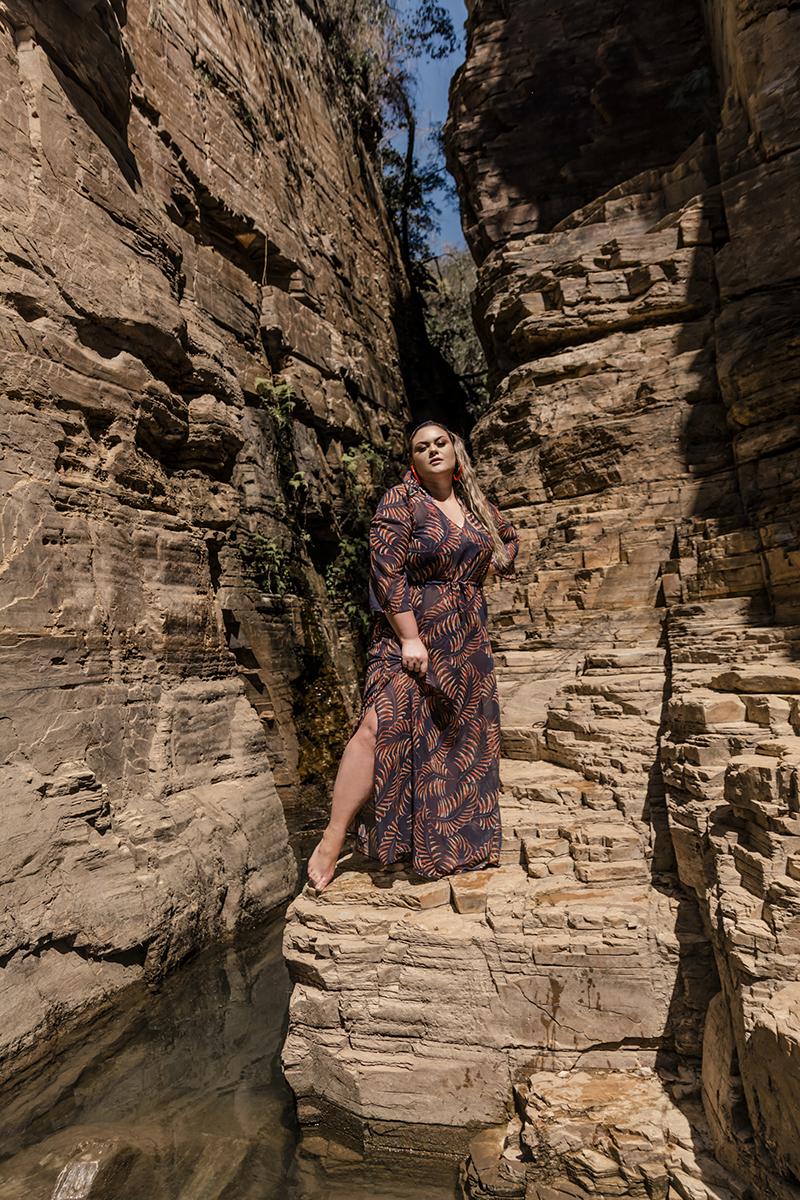Campanha moda praia plus size Predilect's Plus