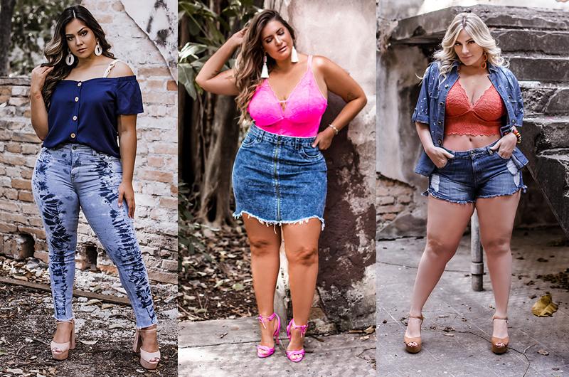 Coleção jeans plus size Predilect's Plus