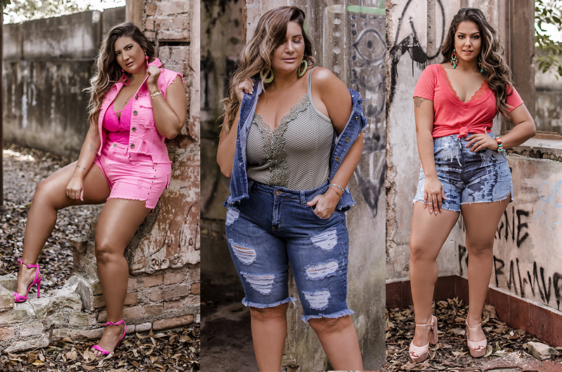 Jeans plus size atacado Predilect's Plus