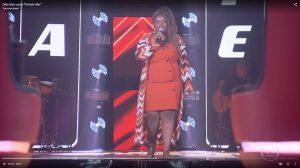 Candidatas do The Voice Brasil usam look plus size Predilect's Plus para apresentação