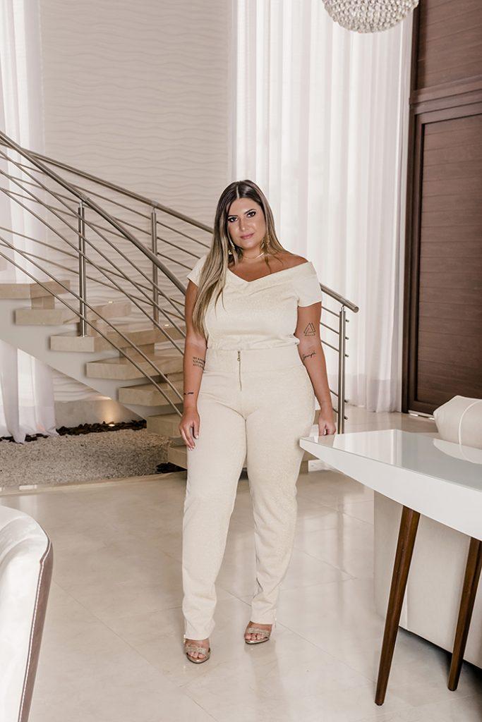 Roupa para o Réveillon: moda branca da Predilect's Plus para a virada de ano
