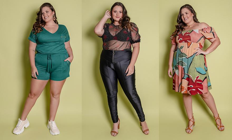 Moda plus size para lojistas: coleção Recomeçar
