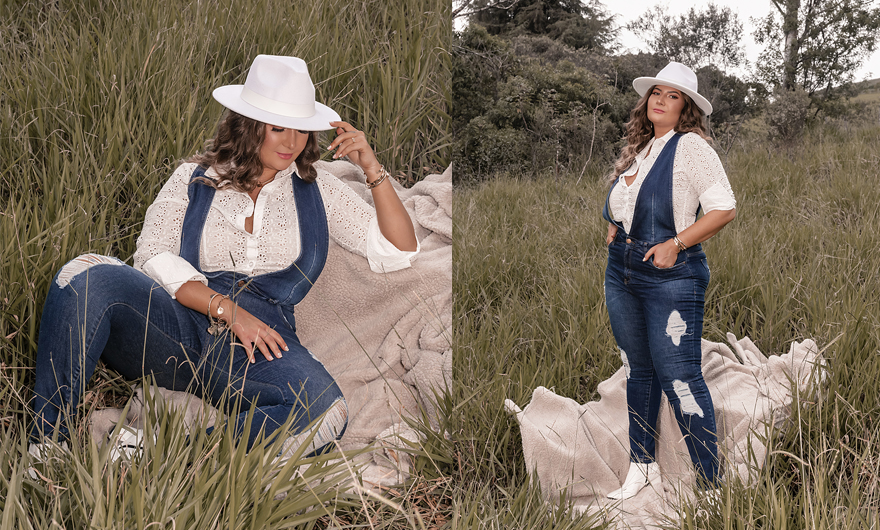 A calça heart plus size é uma das principais tendências no momento no jeans